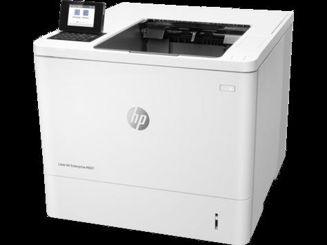HP K0Q14A принтер лазерный черно-белый LaserJet Enterprise M607n Prntr (A4)
