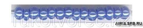 Бисер непрозрачный с покрытием 5/0 (38020), круг. отв., 50г Preciosa