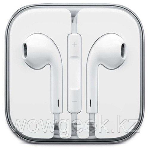 Наушники для айфона iPhone (оригинал)