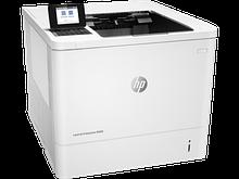 HP K0Q18A Принтер лазерный черно-белый LaserJet Ent M608dn (A4)