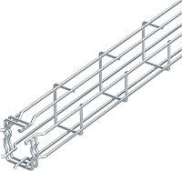 Проволочный лоток 125x75x3000 мм G-GRM 125 75 G, фото 1