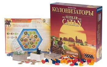 Серия игр Колонизаторы