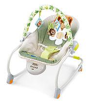 Шезлонг Music Rocking Chair Set