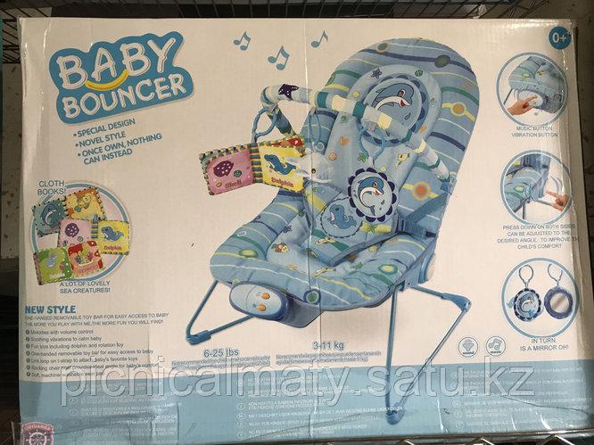 Кресло-Шезлонг baby bouncer