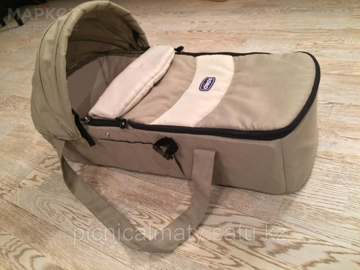 Мягкая сумка-переноска для детей Chicco - фото 1
