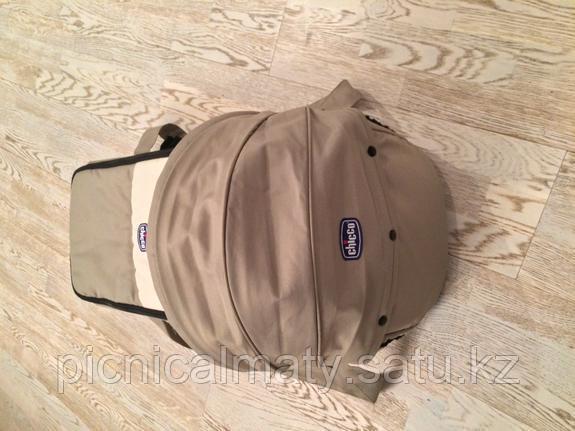 Мягкая сумка-переноска для детей Chicco - фото 3
