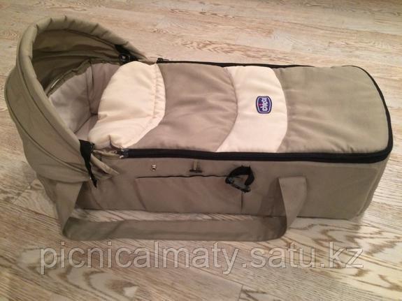 Мягкая сумка-переноска для детей Chicco - фото 4