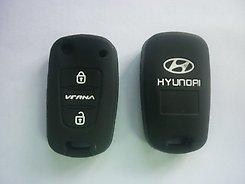 Hyundai Solaris Verna  Силиконовый чехол на ключ