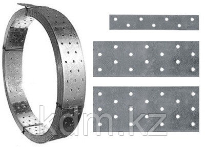 Перфорированная монтажная лента LM -100 (10м)