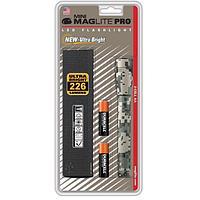 Фонарь MINI MAGLITE LED PRO 2xAA (226 Lum)(с 2-мя батарейками и чехлом) (камуфляж UCP)(в блистере) R34464