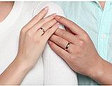 """Кольцо """"Совершенство"""" позолота, фото 10"""