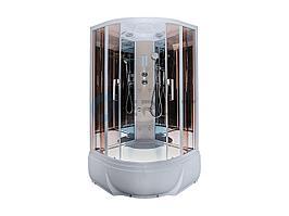 Душевая кабина Erlit ER5710TP-C25 1000*1000*2150 высокий поддон