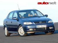 OPEL ASTRA G 1999-2005