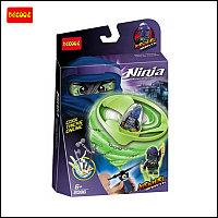 """Детский конструктор DECOOL 2081-2088 """"Ninja"""" GO, фото 1"""