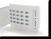 Paradox K10H LED Клавиатура 10 зон, проводная горизонтальная