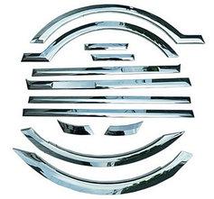 Молдинги, накладки Skoda Octavia A5 2004-2013