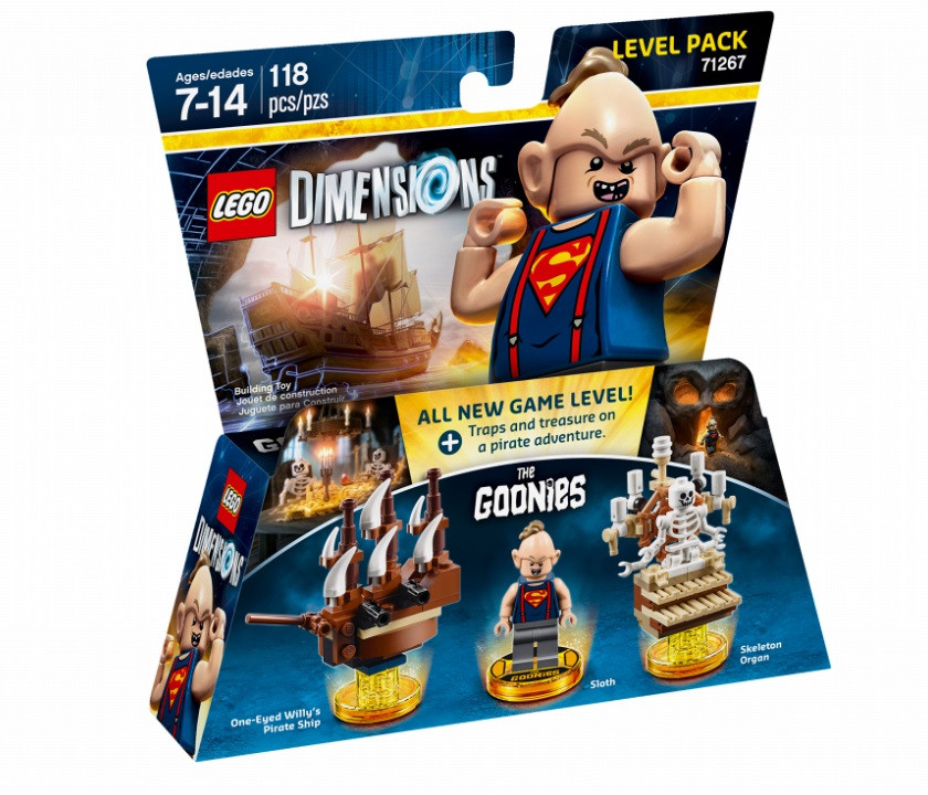 71267 Lego Dimensions Балбесы (Level Pack)