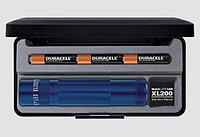 Фонарь MAGLITE LED XL200 3xAAA (172 Lum)(4737cd)(138м)(2ч30м/218ч)(синий)(в пластиковом футляре) R 34463, фото 1