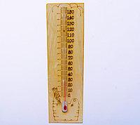 Термометр для бани и сауны, вертикальный