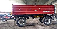Прицеп сельхозник Т711/1 двухосный Metal-Fach 8т грузоподъёмность, фото 1