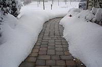 Установка систем Снегостаивания, антиоблединения