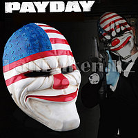 Маска для хэллоуина Даллас Pay Day (клоун)