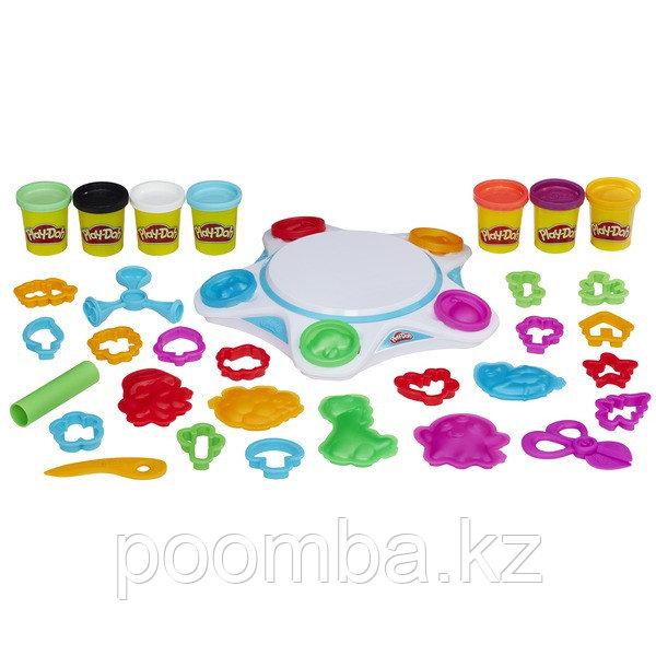 """Play-Doh Touch - """"Создай Мир"""" Студия"""