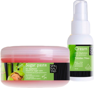 Spanatal Sugar Paste (Спанатал шугар паст) - для депиляции