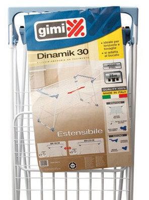 Сушилка для белья GIMI 27 метров Dinamik 30, фото 2