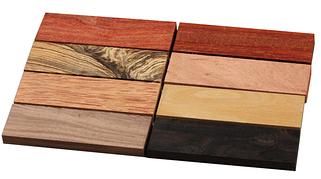Ценные породы деревьев для рукояток ножей
