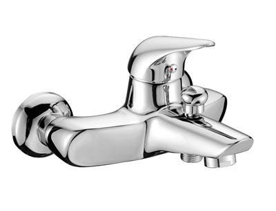 Смеситель для ванны с коротким изливом LeMark Серия POSEIDON LM4232C
