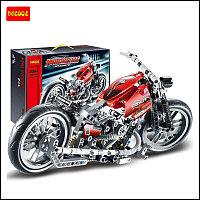 """Детский конструктор DECOOL 3354 """"MOTORCYCLE"""