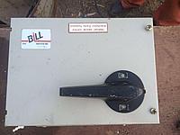Переключатель Bill Masterlink Switch Isolator ML603N TPN 63Amp