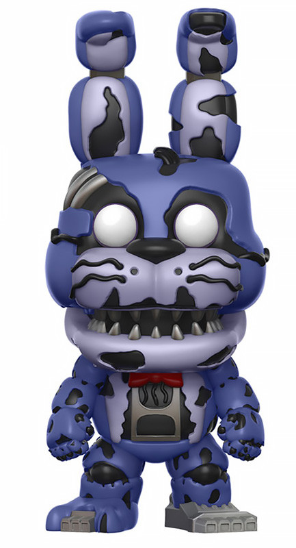 "Funko POP! Games ""Five Nights at Freddy's"" Виниловая Фигурка Кошмарный Бонни"