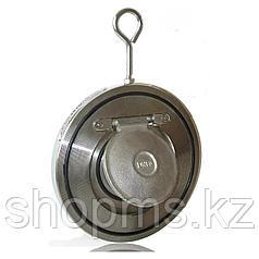 Клапан обратный стальной межфланцевый FAF 2330 ф65