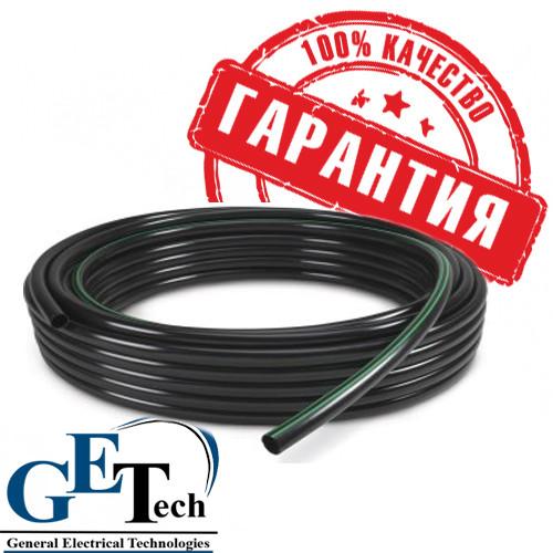 Труба ПНД д.20 (полиэтилен низкого давления, п/э) для прокладки кабеля