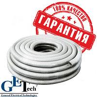 Металлорукав РЗ-ЦХ диаметр 8, 10, 12, 15, 18, 20, 22, 25 мм для прокладки кабеля