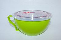 Контейнер для супа 1,5л, зеленый