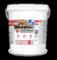 Альтермо Огнезащита 02-Огнезащитная вспучивающаяся краска для древесины