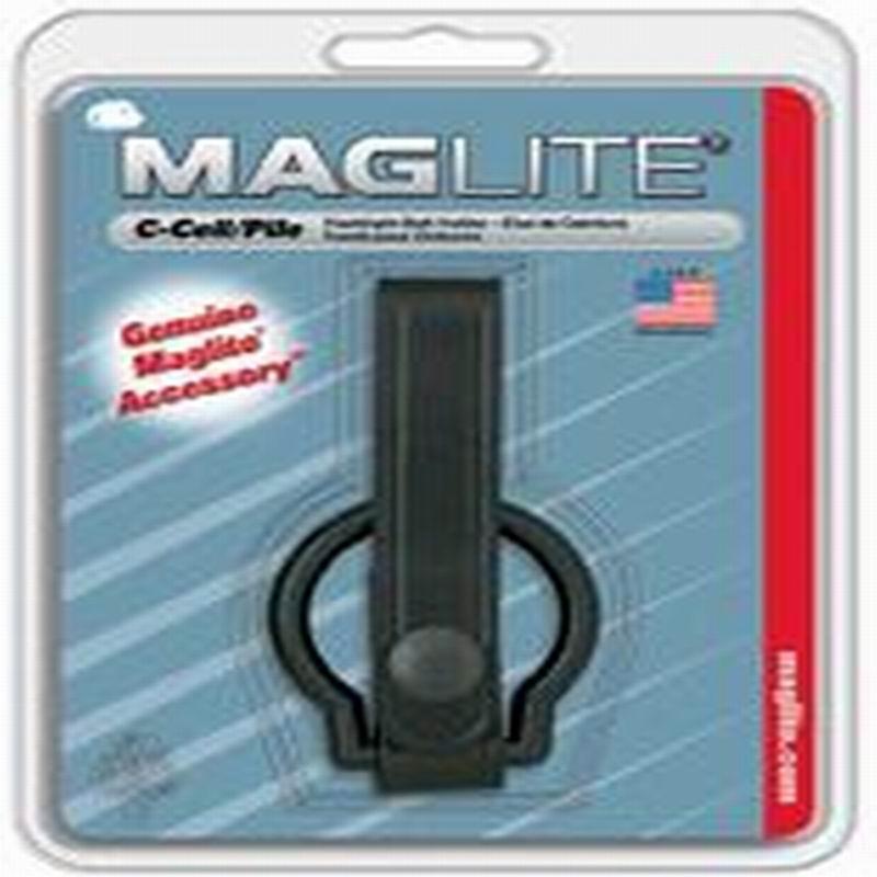 Хомут на ремень для MAGLITE D  черный, R34376