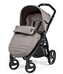 Детская прогулочная коляска Peg-Perego Book Stroller Completo Mod 2017 Beige бежевый