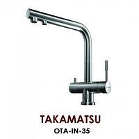 Смеситель OMOIKIRI Takamatsu (4994085)