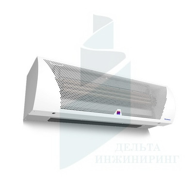 Тепловая завеса КЭВ-9П4031E (Нерж)