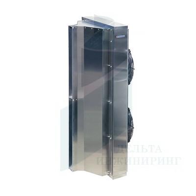 Тепловая завеса КЭВ-100П4060W (Нерж)