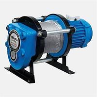 Лебедки электрические KCD 1000(380)/100