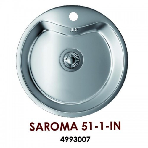 Кухонная мойка OMOIKIRI Saroma 51-1-IN