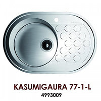 Кухонная мойка OMOIKIRI Kasumigaura 77-1-L 4993009