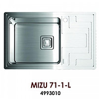 Кухонная мойка OMOIKIRI Mizu 71-1-L 4993010