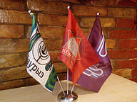 Изготовление флагов на заказ и широкоформатная печать на тканях и холсте