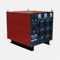 Трансформатор для прогрева бетона СПБ 100П